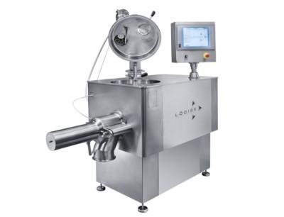 Speziell zum Verdichten von Schüttgütern wie zum Beispiel Tee oder Kakao hat Lödige Process Technology einen Granulator auf Basis des Mischgranulators MGT entwickelt