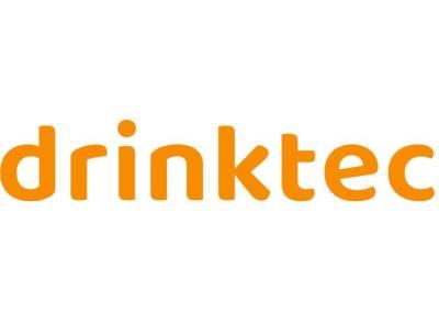 Logo der Drinktec 2022