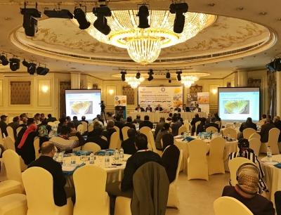 Rund 200 Vertreter der ägyptischen Mühlenbranche und mehlverarbeitenden Industrie waren im November 2016 einen Tag in Kairo (Ägypten) zu Gast
