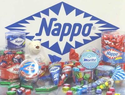 Seit 1925 werden die Nappo-Nougatrauten in Kempen produziert