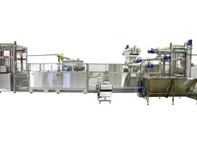 Die NID M3000 ist eine komplett integrierte und automatisierte Mogulanlage