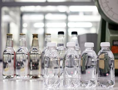 PEF Flaschen