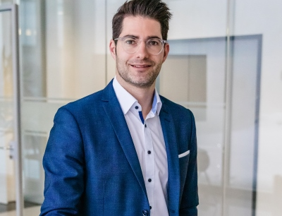 Philipp Losinger ist neuer Vice President Subsidiary Operations bei Multivac