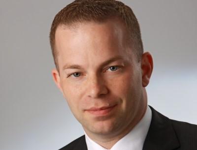René Grywnow ist neuer Teamleiter für das globale Key Account Management Lebensmittel- und Getränkeindustrie sowie chemische Industrie