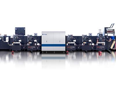Hybrid-Etikettendruck bietet hohe Flexibilität für zukunftssichere Produktion