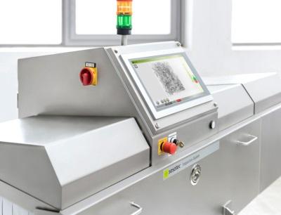 Sesotec Raycon mit leistungsstarker und langlebiger Röntgenröhre für hohe Detektionsansprüche