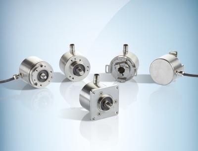 Die Encoder AFS/AFM60 Inox sowie DFS60 Inox eignen sich bestens für den Einsatz in der Nahrungsmittel- und Getränkeindustrie