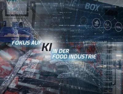Mit gebündelten Kompetenzen entwickeln das DIL, die ÖFK und SLA gemeinsam vielfältige KI-Lösungen für verschiedene Bereiche in der Lebensmittelindustrie