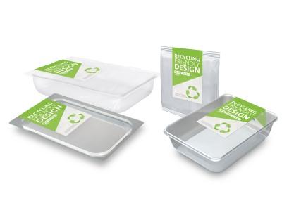 Die neue Unterfolie Ecocraft Shape besteht zu 80 Prozent aus Papier, lässt sich bis zu 15 Millimeter tiefziehen und eignet sich besonders für Käse-, Wurst- und Fleischwaren