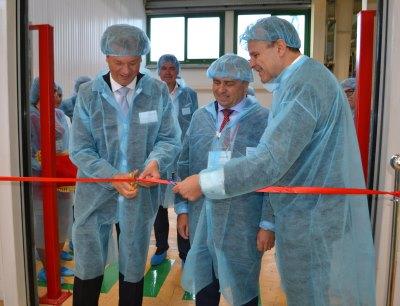 Symrise wächst in Russland: Neue Produktionslinie für flüssige Geschmacksvielfalt