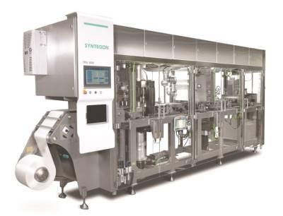 "Der Deutsche Verpackungspreis 2020 in der Kategorie ""Verpackungsmaschinen"" geht an Syntegon"