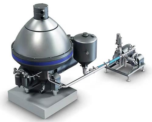 Tetra  Pak Separator mit Encapt-Technologie