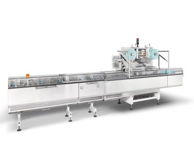 Zu den neuesten Verpackungsmaschinen für Snacks zählen beispielsweise die Maschine FPC5, die Produkte in Schlauchbeutel verpackt