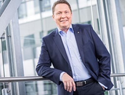 Sven Hohorst, geschäftsführender Gesellschafter der Wago Gruppe