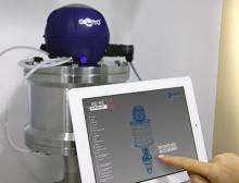 Hygienisches Hochdruckventil mit Dichtung von Freudenberg Sealing erhält 3-A Sanitary Standards Zertifizierung