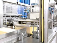 Margarineproduktion bei Grüninger