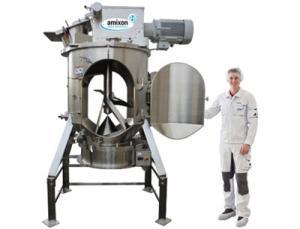 amixon KoneSlid-Mischer für Food- und Life Science-Produkte
