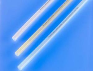 Neues Verfahren zur Beschriftung von Fluorpolymer-Schläuchen