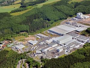 26 Millionen Euro sollen 2018 in das Werk in Pronsfeld (Rheinland-Pfalz) investiert werden
