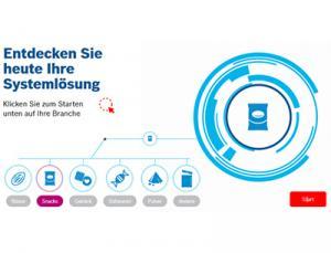 Bosch Packaging Online Konfigurator
