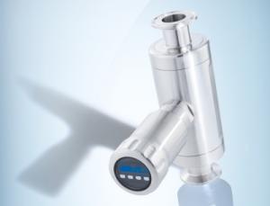 Dosic ist der kompakte Edelstahlsensor für die flexible Durchflussmessung