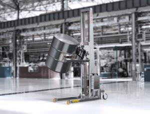 Upgrade für Hovmands Hebelift E300R