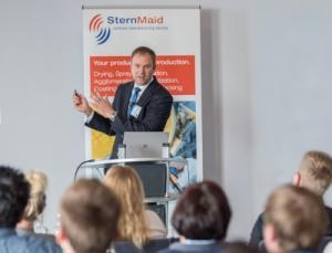 Mark Riemer, kaufmännischer Betriebsleiter bei Sternmaid