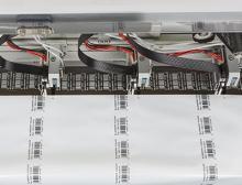 Der Multikopf-Thermotransferdrucker von Allen Coding