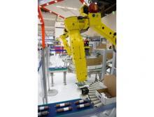 Automation Verpacken Fleischverarbeitung