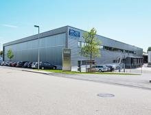 Distributionscenter in Öhringen