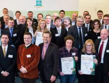 Preisverleihung anlässlich der Biofach 2016 in Nürnberg