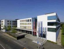 Der E+H Firmenhauptsitz in Reinach in der Schweiz
