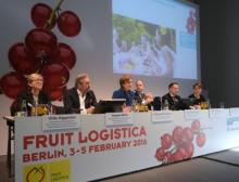 Eröffnungspressekonferenz Fruit Logistica 2016