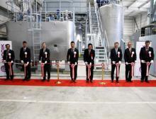 Evonik Eröffnung Japan