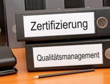 Zertifizierung