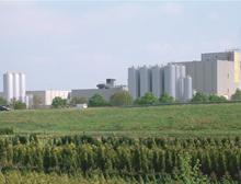 Produktionsanlage für die Milchproduktion