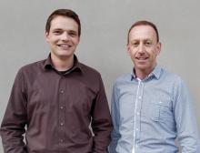 Johannes Schubert und Fritz Kipfer von Gerhard Schubert GmbH