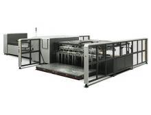 Hightech-Digitaldruckmaschine