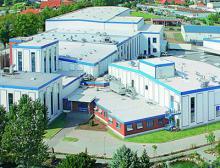 Der Hydrosol-Produktionsstandort in Hamburg