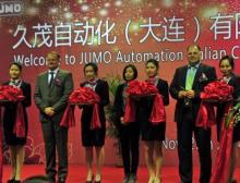 Jumo wächst in China weiter