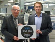 TOP 100 Qualitätssiegel