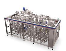 KHS Bierstabilisierung mit Innopro Ecostab