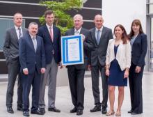 KIC Krones ist erfolgreich zertifiziert