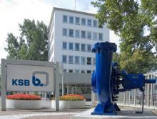 KSB Verwaltungsgebäude in Frankenthal