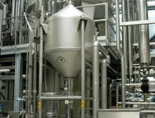 Produktentgasungsbehälter Krones