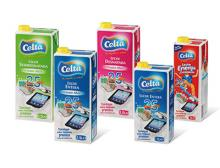 Milchverpackungen