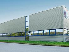 Produktionsgebäude MSC Tuttlingen