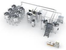 Krones zeigt Lösungen für mittelständische und Craft-Beer-Brauereien