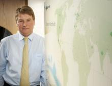 Nigel Bond, CEO von Domino Printing Sciences