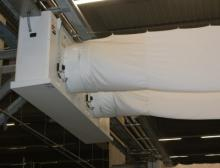 Abriebfeste und hygienische Böden bei Edeka-Logistik